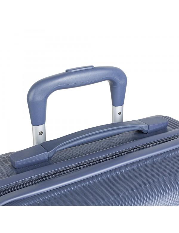 maleta trolley 60cm azul