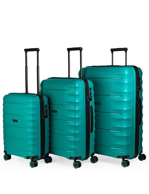 SET MALETAS TROLLEY 50/60/70CM