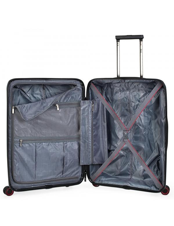 maleta 60cm grigio