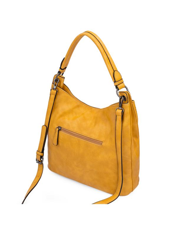 bag with strap green