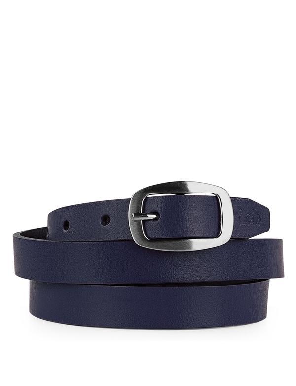 cinturon marron 100