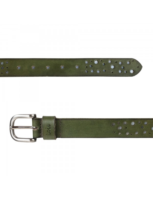 cinturon verde oliva 100