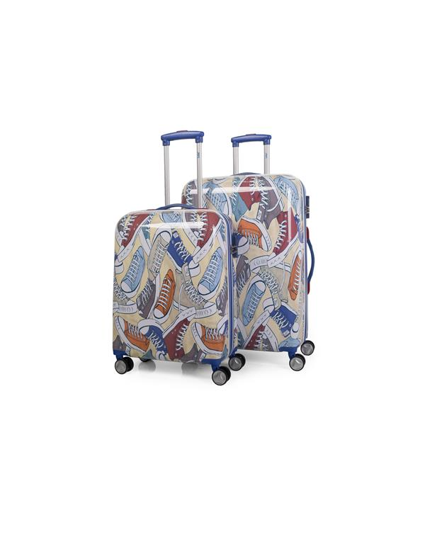 SET TROLLEYS 50/60CM