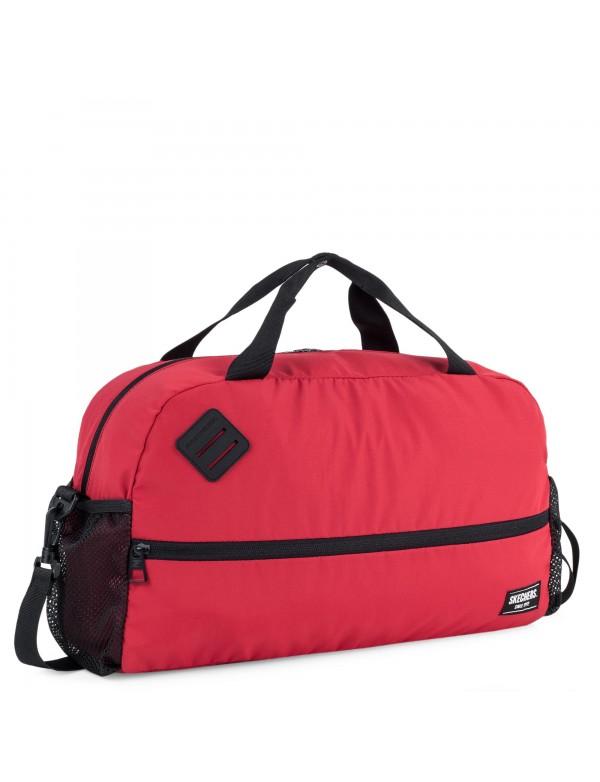 Bolsa Casual Unisex Skechers Redwood color