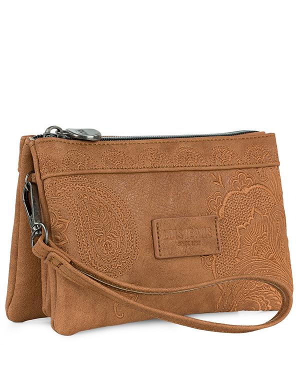 Monedero de mujer Lois Redwood color en Lona-PU
