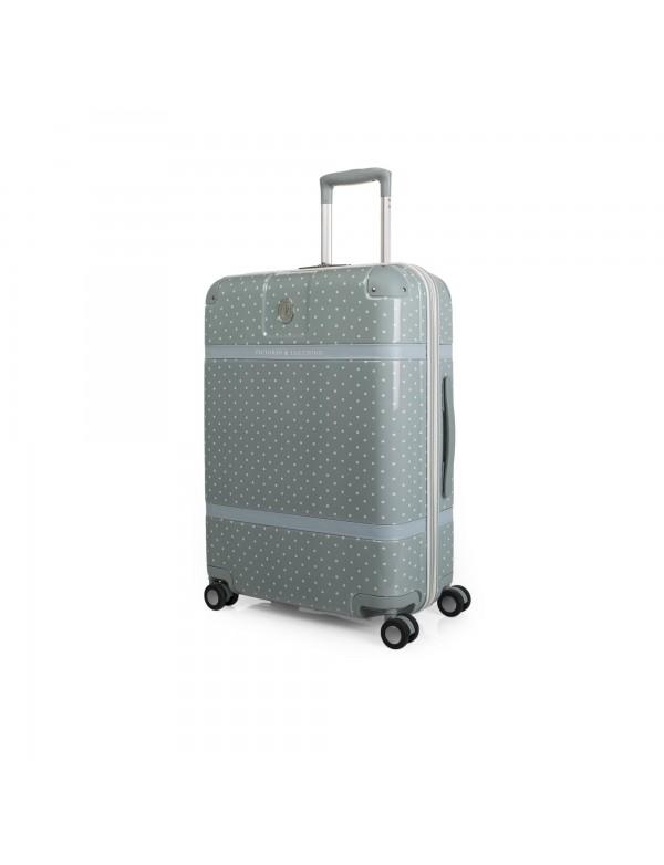 valise 4 rlts 60cm bleu
