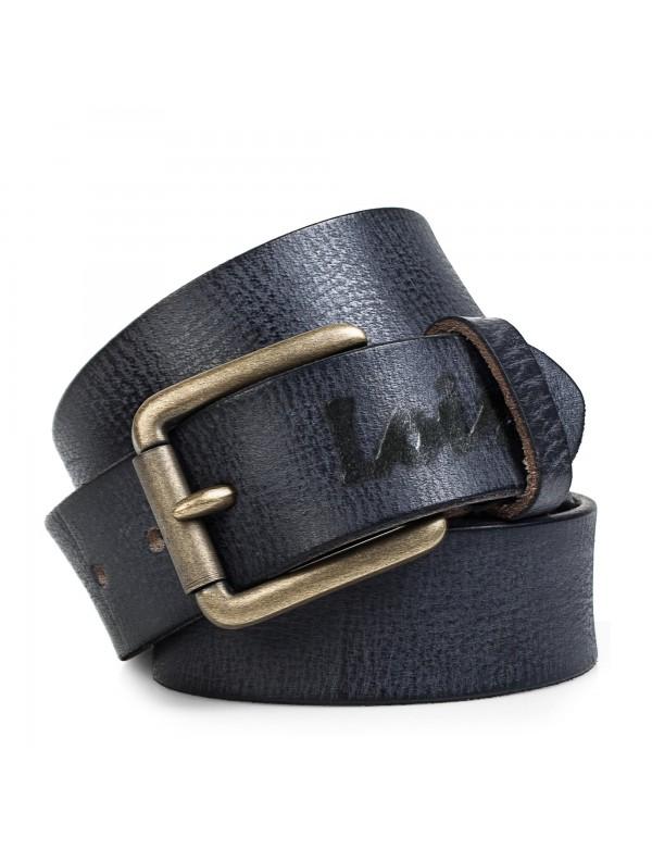 Cinturon de hombre Lois en piel Craquelada color