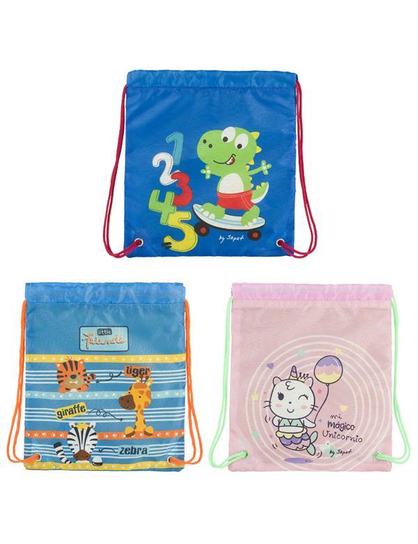 Pack de 3 Saquitos Baby para niño/niña Skpat colección Babies en nylon 132160