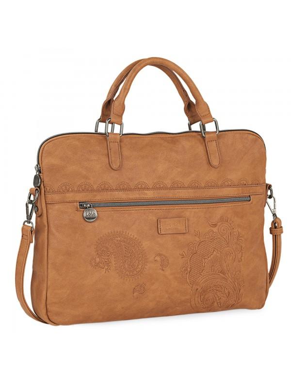 "maletin portadocumentos 15""para mujer lois redwood"
