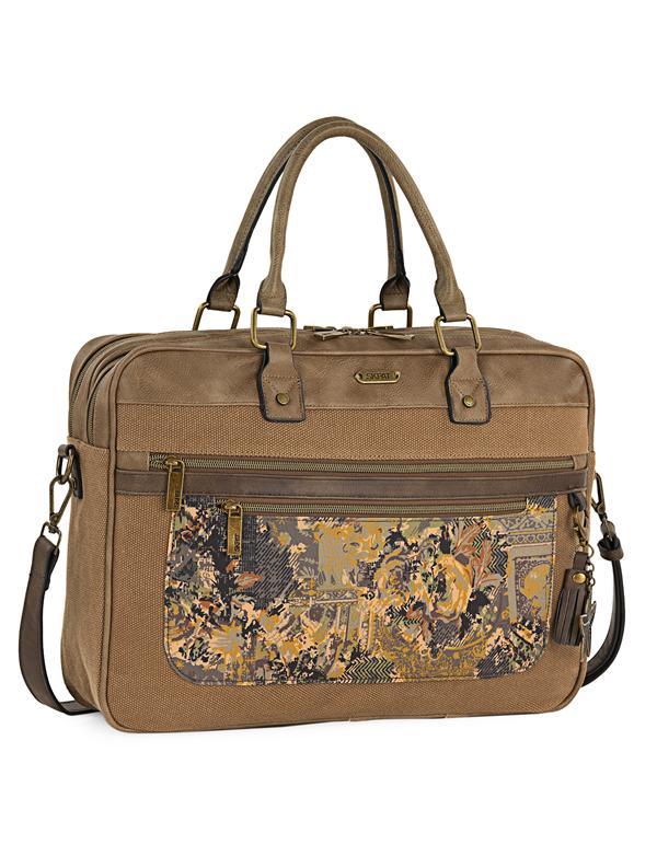 """maletin portadocumentos 15"""" skpat florencia"""