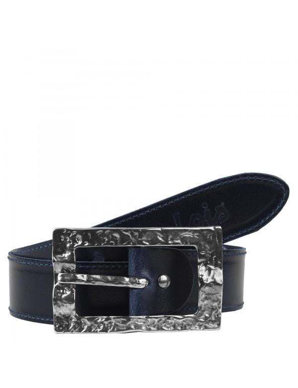 cinturon piel genuina 40 mm lois cinturones